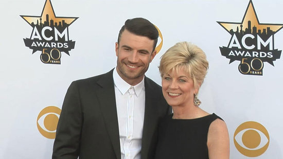 EXCLUSIVE: Sam Hunt Reveals His GRAMMYS Date and Prepping For His Duet with 'Phenomenal' Carrie Underwood