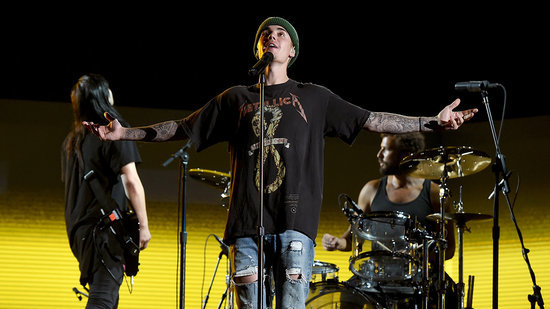 EXCLUSIVE: Justin Bieber Is Ready to Rock the GRAMMY Stage -- Details on His Mashup Medley and Special Guests!