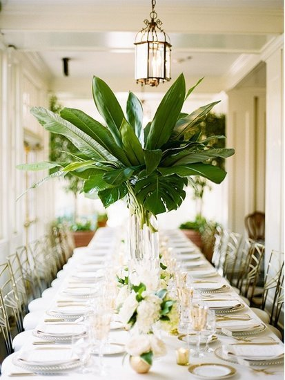Inside a Southern Wedding Inspired by Ernest Hemingway