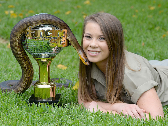 Bindi Irwin Recalls Emotional Speech at Father's Memorial, Says Family Tries to Remember Him 'Every Way Possible'