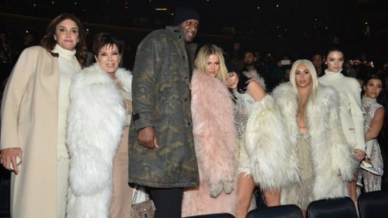 The Kardashians Look All Kind Of Fabulous At Kanye West's Album Launch