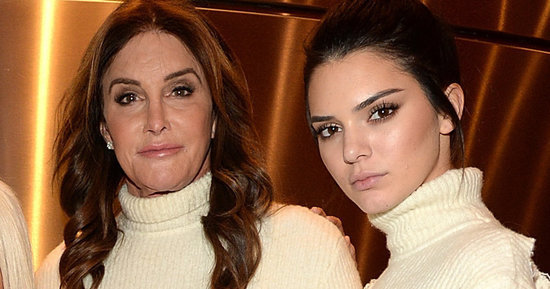 Caitlyn And Kendall Jenner Wore The Same Thing To Kanye's Show