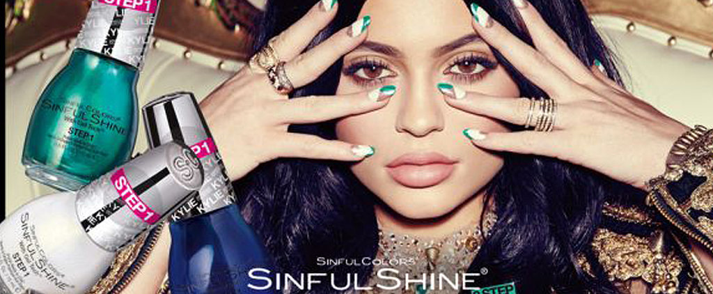 Kylie Jenner's New Nail Polish Collection Is Going to Be Epic