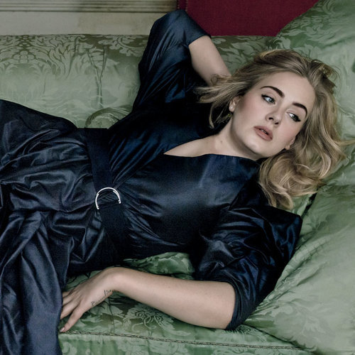 Adele on Vogue March 2016