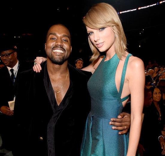 Kanye West Claims 'Famous' Lyrics Were Taylor Swift's Idea