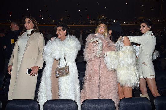 42 Photos From Inside Kanye West's Iconic Fashion Show