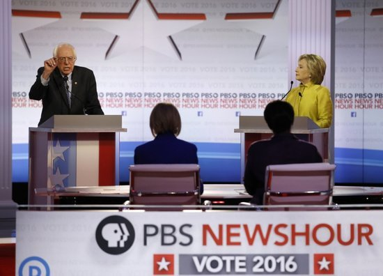What You Missed at Last Night's Democratic Debate