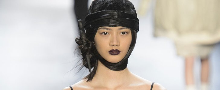 The Grunge Beauty Style Just Became a Fashion Week Trend