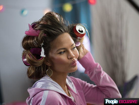 Chrissy Teigen Used to Fake a Bump-It With a Toilet Paper Roll and More Mind-Blowing Hair Revelations
