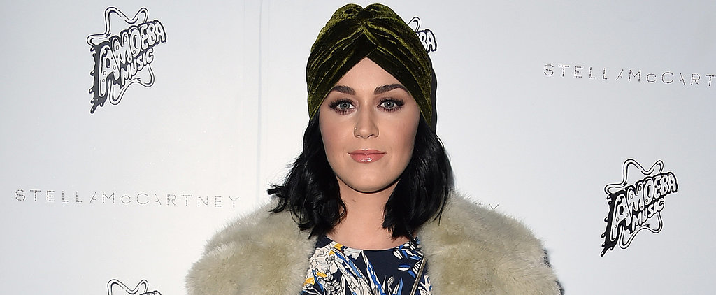 Wait, Did Katy Perry Just Extend an Olive Branch to Taylor Swift?