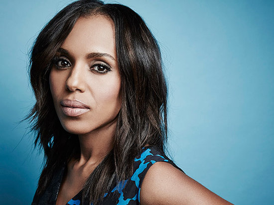Kerry Washington Spills Her Valentine's Day Beauty Advice: 'Remain Kissable'