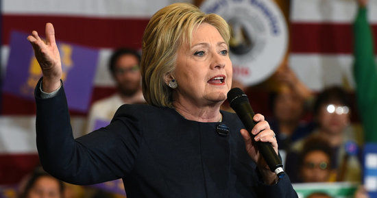 Hillary Clinton: Obama Has 'Plenty Of Time' To Nominate Scalia Successor