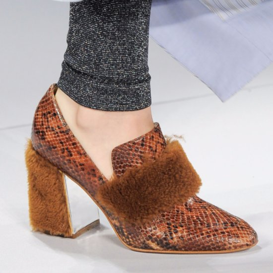 Best Runway Shoes at Fashion Week Fall 2016