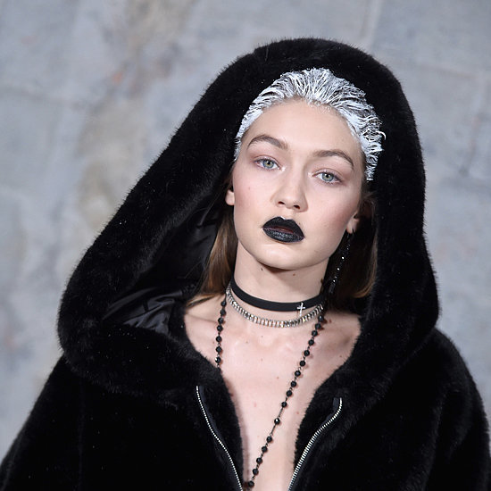 Gigi Hadid at Fashion Week Fall 2016