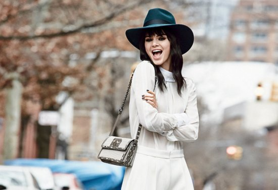 Why Kendall Jenner Should Be Your Valentine's Day Style Inspiration