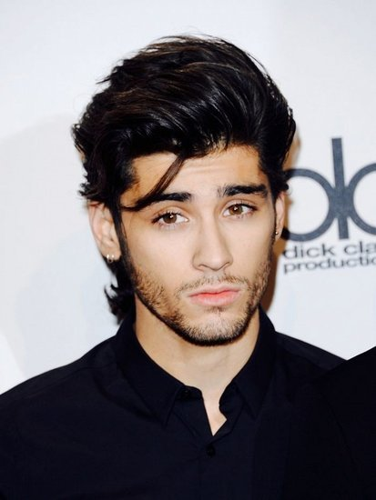 Zayn Malik Dyed His Hair Pink For Valentine's Day