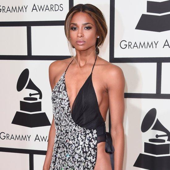 Ciara's Dress at Grammys 2016
