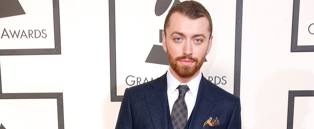 Sam Smith Arrived at the Grammys Looking Slimmer Than Ever