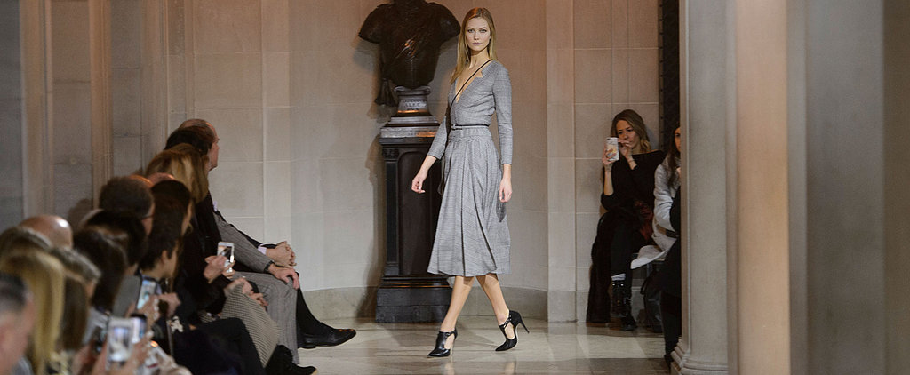 Carolina Herrera's Lovely Fall Collection Will Take You Straight to the Garden