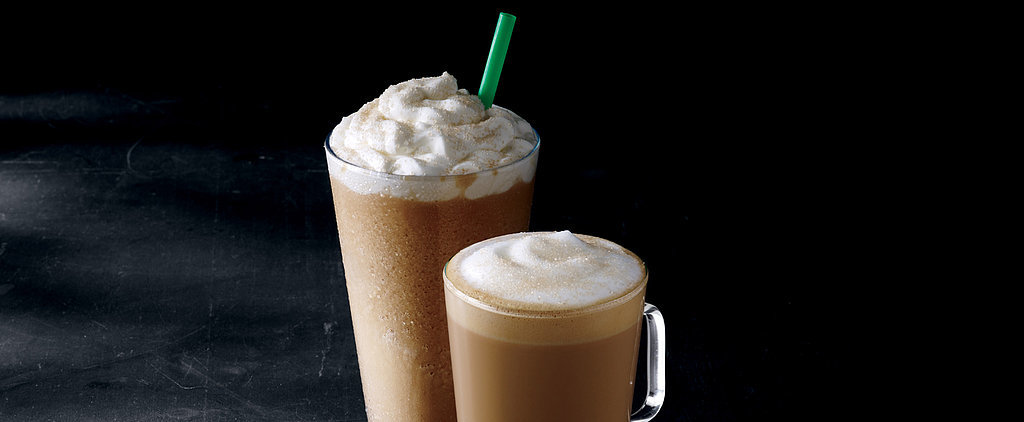 The Newest Starbucks Latte Will Make Harry Potter Fans Very Happy