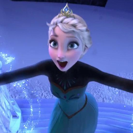 Disney Princesses Sing in Their Native Languages