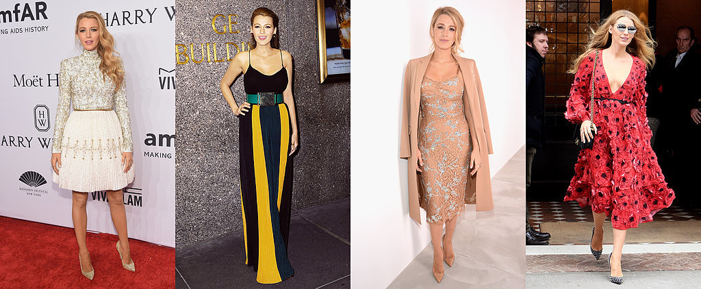 15 Outfits That Prove Blake Lively Is the Ultimate Fashion Chameleon