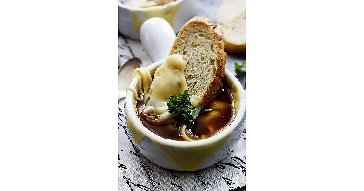 French Spring Soup Recipe Recipes Dishmaps