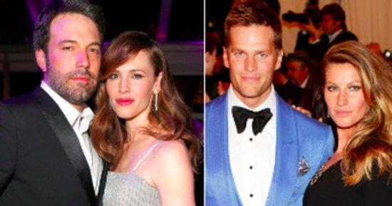 Jennifer Garner, Ben Affleck, Tom Brady And Gisele Bündchen Are On Vacation Together Right Now