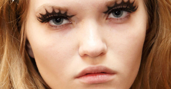 Pat McGrath's Advice for False Eyelashes