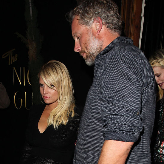 Jessica Simpson and Eric Johnson Out in LA February 2016