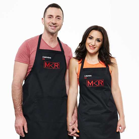 My kitchen rules 2015 meet the contestants popsugar for Y kitchen rules 2018