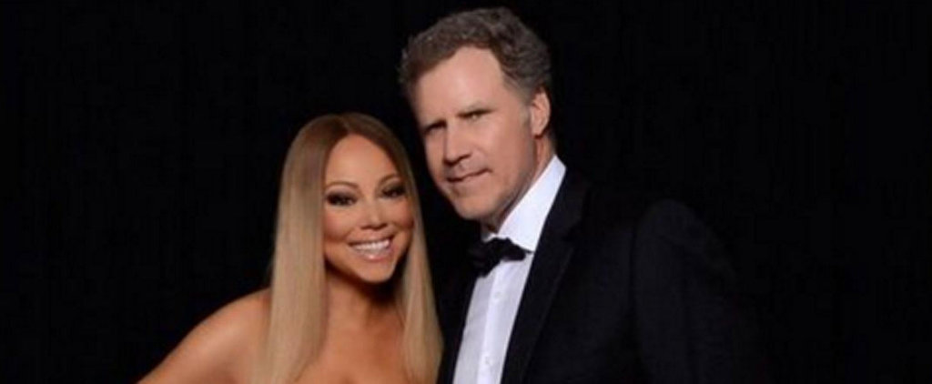 Mariah Carey and Will Ferrell Are the World's Most Unlikely BFFs