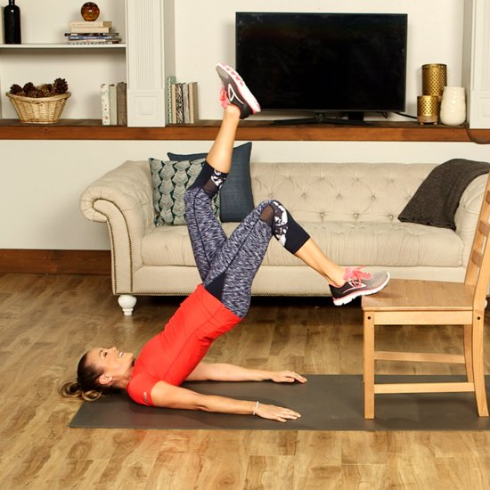 Exercises You Can Do With a Chair