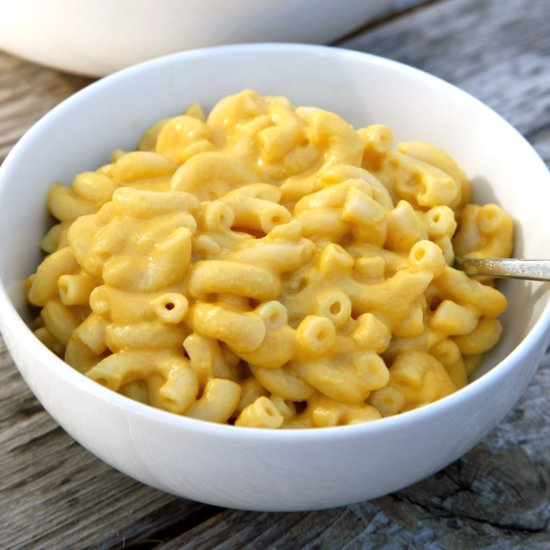The Best Dairy-Free Creamy Mac and Cheese You'll Ever Taste