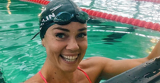 We Gave Olympic Swimmer Natalie Coughlin a Pop Fitness Quiz