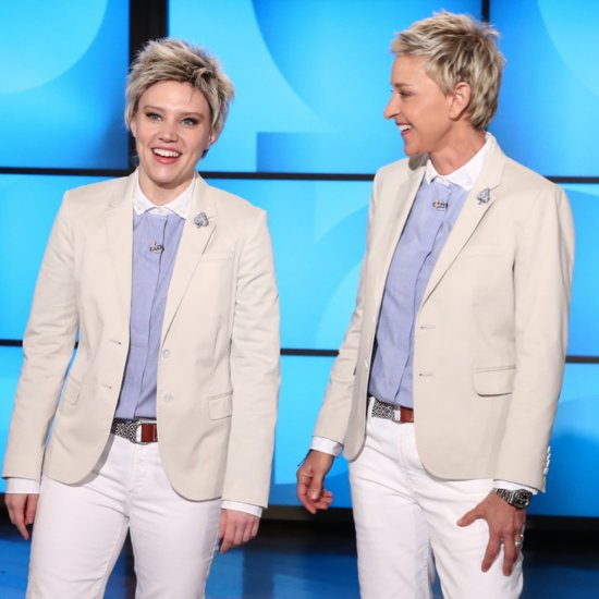 Gwen Stefani On The Ellen DeGeneres Show February 2016