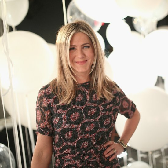 Jennifer Aniston at St. Jude and Smartwater Event Pictures
