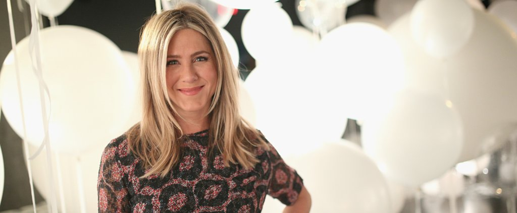 Jennifer Aniston Gathers Her Famous Friends For a Very Good Cause