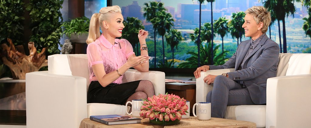Gwen Stefani Is Like a Love-Struck Teenager While Talking About Blake Shelton