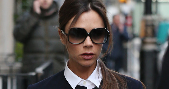 Victoria Beckham 'Just Can't Do Heels Anymore' At Work