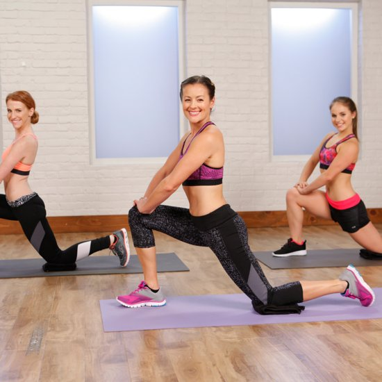 5-Minute Stretchy Workout