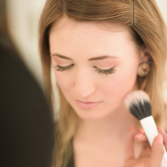 Simple Bridal Makeup Tutorial : 15 Easy Last Minute Halloween Costume Face Paint Ideas ...