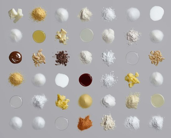 What Food Additives Really Look Like & More Design Links We Love