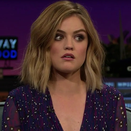 Lucy Hale Talking About Pretty Little Liars on James Corden