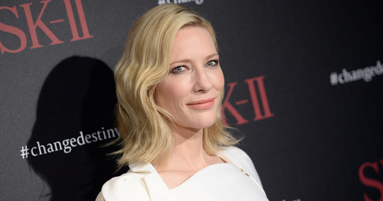 Cate Blanchett On The Incredible Media Scrutiny Women Face In Hollywood
