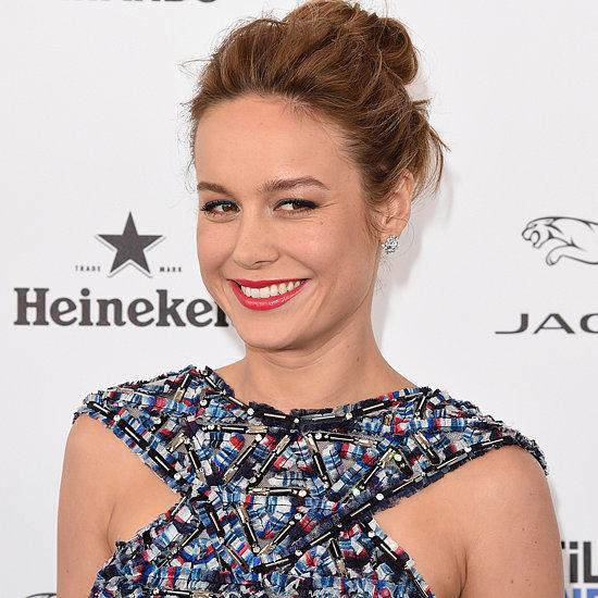Brie Larson Wearing Chanel at Spirit Awards 2016