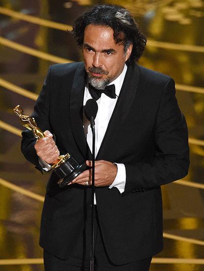 Alejandro González Iñárritu Wins 2016 Academy Award for Best Director for The Revenant