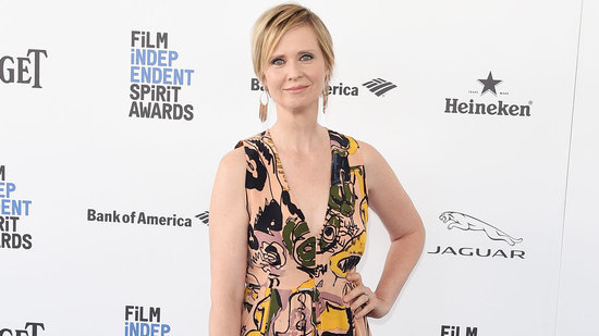 EXCLUSIVE: Cynthia Nixon Breaks Down Talking About the Death of Her Mother