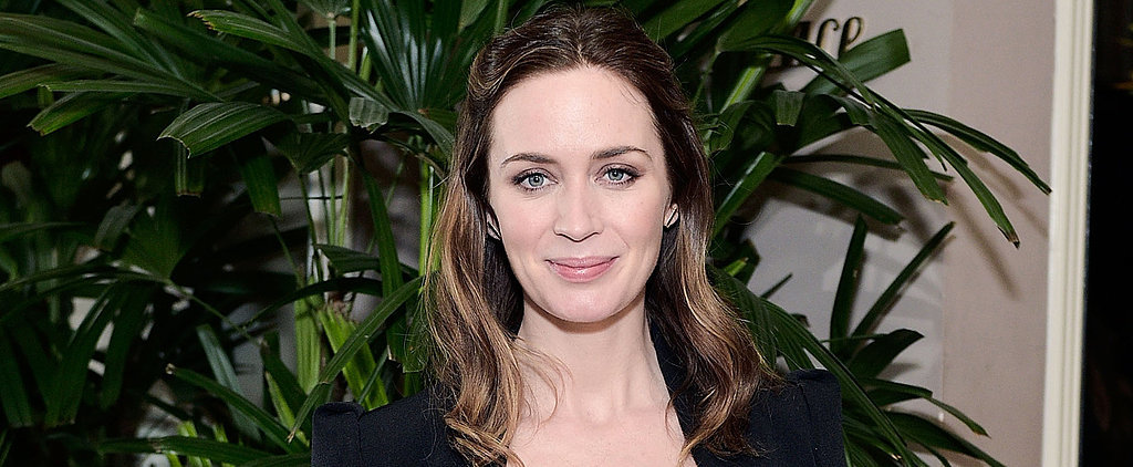 Emily Blunt Makes Her First Public Appearance Since Her Pregnancy News