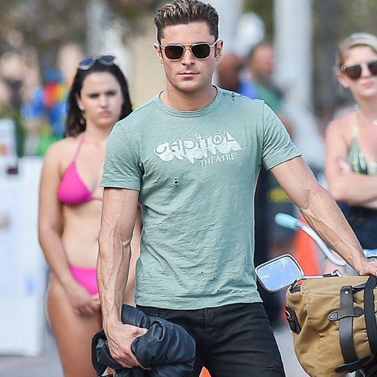 Her watch zac efron jack off